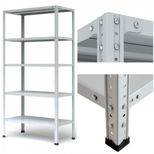 СТЕЛЛАЖИ (Оптовые цены) металлические. Для дома, гаража, склада и т.д. Нур-Султан