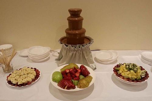 Шоколадный фонтан Кызылорда