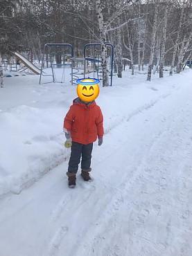 Детская куртка Караганда