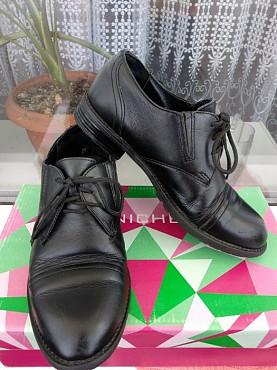 Туфли для мальчика кожа 2пары за 6500 Нур-Султан
