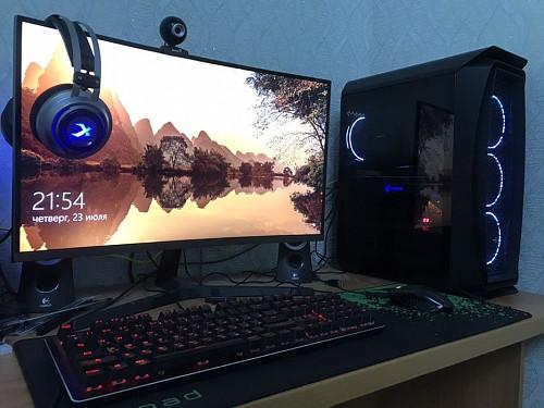 Игровой компьютер Актау