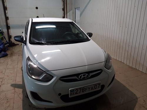 Продам машину Hyndai Accent-2013 года. Уральск