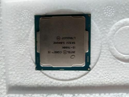 Продаётся процессор Intel Core i5-7600K OEM Атырау