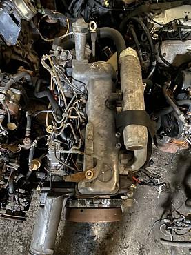 Контрактный двигатель 2.4 мерседес 207 Караганда