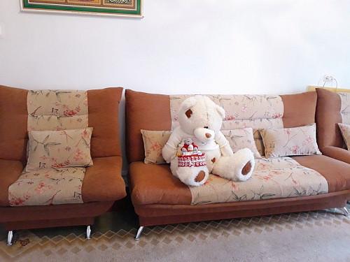 Диван с креслами Шымкент