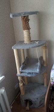 Кошачий дом - когтеточка Семей