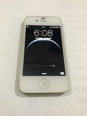 IPhone 4S 16GB в отличном состоянии оригинал полностью Алматы
