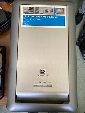 Сканер HP SCANJET 4890 Караганда
