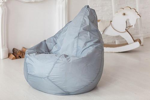 Пуфик, бескаркасное кресло, кресло-мешок, кресло-груша с доставкой Нур-Султан