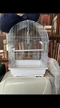 Продам клетку для попугая за 2500тг Семей
