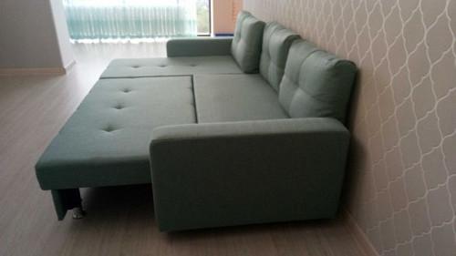Продам новый углов белорусск. диван в отл сост. покуп за 250 тыс тн Алматы