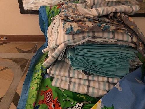 Детские  матрасы, одеяло, подушка, постель Алматы