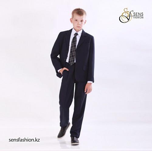 Школьная форма для мальчика от ПК Sens Fashion Петропавловск