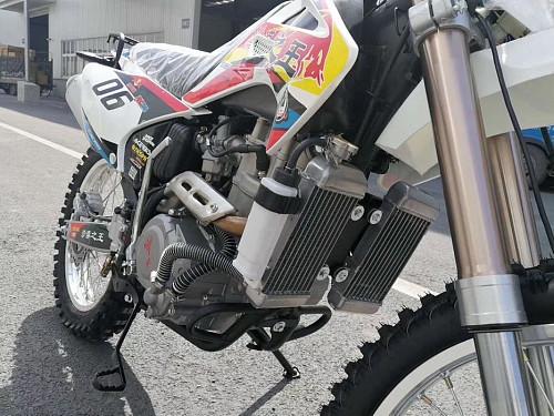 Оргинал мотоцикл Топар