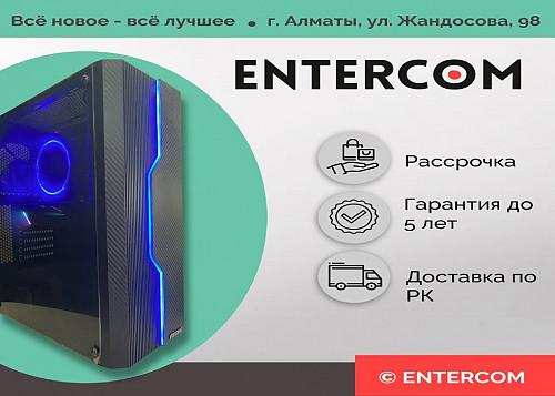 Игровой компьютер i3 9100/16 ОЗУ/SSD128/500Gb/TUF GTX 1660 SUPER НОВЫЙ Алматы