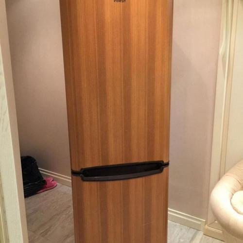 Двухкамерный холодильник INDESIT ПОД ДЕРЕВО ! Актобе