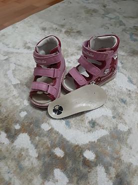 Детская ортопедические сандалии Алматы