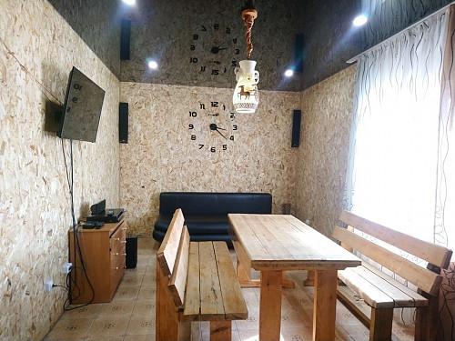 Баня на дровах Экибастуз