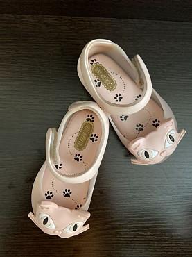 Детские туфли mini Melissa Костанай