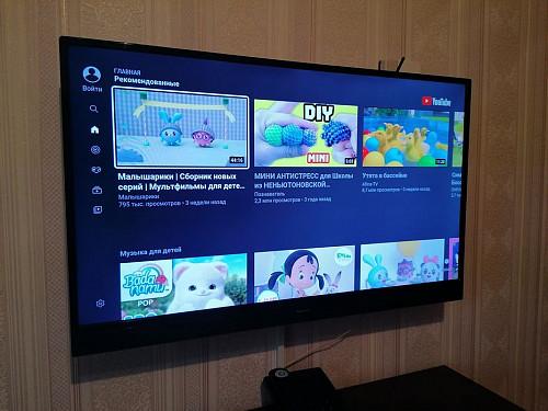 Смарт телевизор Тв smart wi-fi Актобе