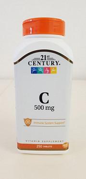 Витамин С 500 мг 250 штук Нур-Султан
