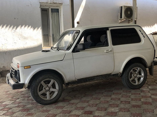 Ваз 21214 Кызылорда