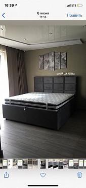 Продам кровать с каретной стяжкой Нур-Султан