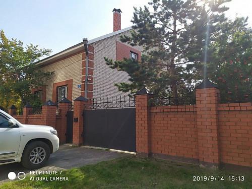 Коттедж 7 комнат, ДСР, 2 уровня, гараж, баня, 350+ Петропавловск