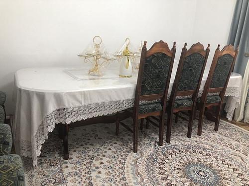 Стол со стульями Атырау
