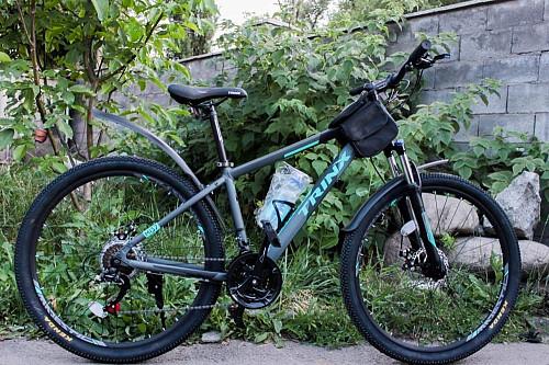 Велосипеды trinx m137 касественные велосипеды,алюминевая рама,доставка Алматы