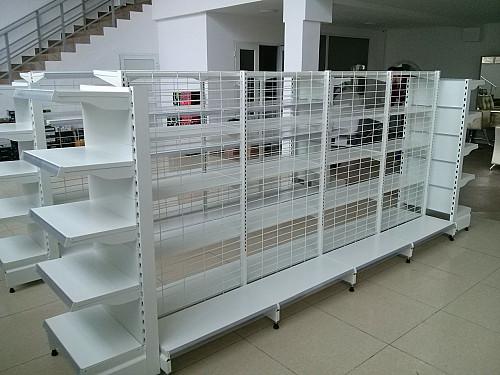 Торговое оборудование , Облегченные металлические стеллажи по выгодным ценам Алматы