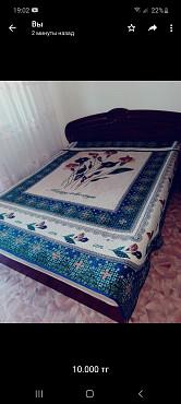 Кровать спальный Сатпаев