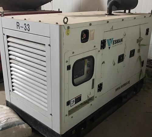Дизельная электростанция 24кВт Кызылорда