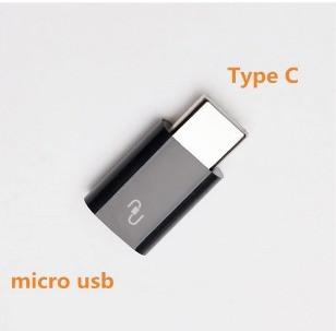 Адаптер USB Type C на Micro USB Алматы