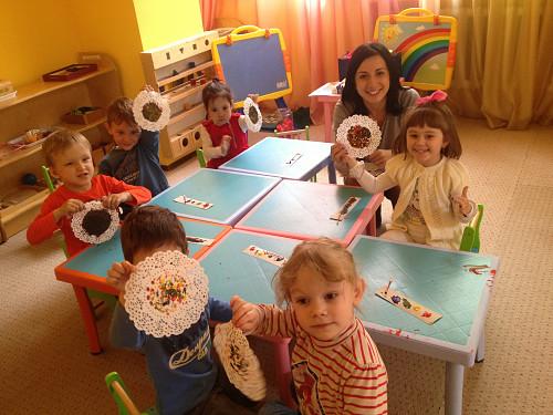3- часовая программа для детей от 3.5- 5 лет Алмалы
