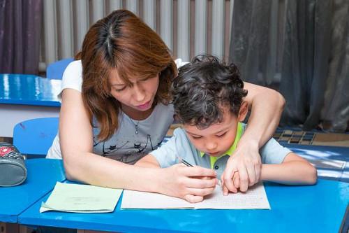 Подготовка к школе в детском центре Совершенство Алмалы