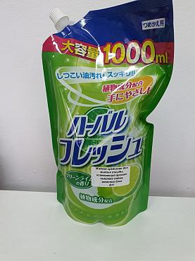 Гель для мытья посуды, овощей и фруктов Mitsuei Алматы