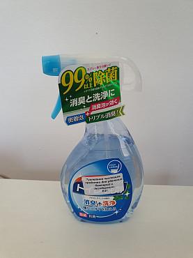 Моющее средство для туалета с дезодорирующим эффектом Алматы