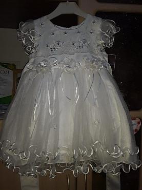 Продается нарядное платье. Караганда