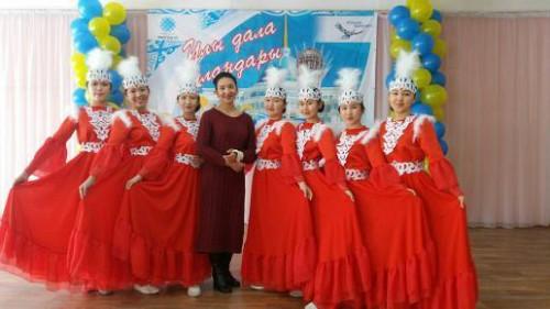 Казахский костюм Тараз