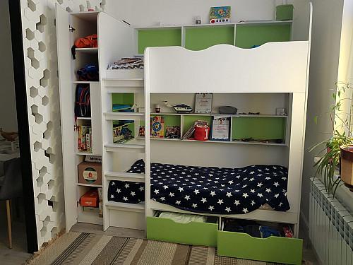 Двухъярусная кровать Алматы
