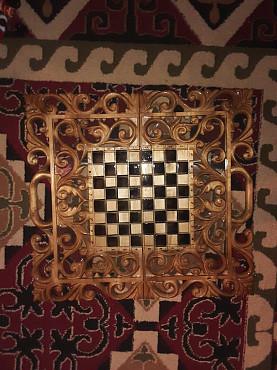 Нарды шахматы Тараз
