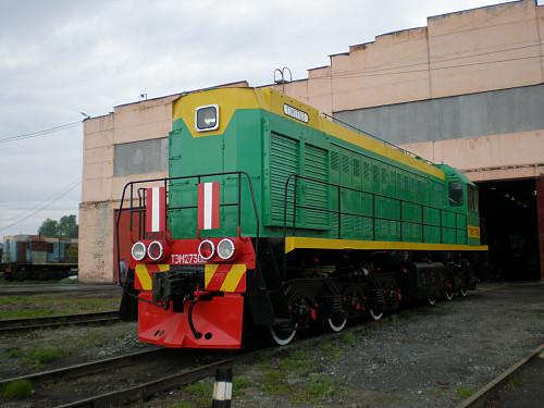 Куплю тепловоз ТЭМ2, вагоноопрокидыватель и думпкары Усть-Каменогорск