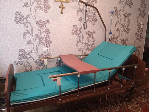 Кровать медицинская механическая Актобе