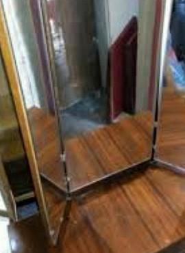 Трильяж трех зеркальный антиквариант! Шымкент