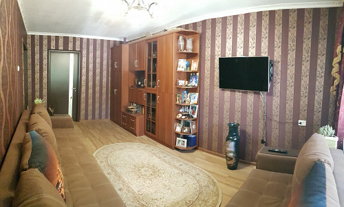 Продам 3-х комнатную квартиру в экологически чистом районе мкр. Казахфильм Алматы