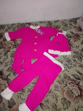 Комплект одежды для новорожденных Нур-Султан