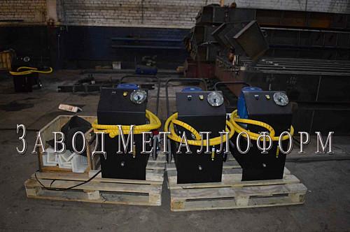Домкрат гидравлический для напряжения арматуры в ЖБИ Костанай