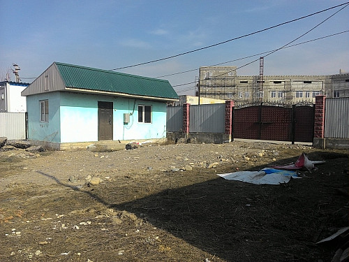 Продам участок с времянкой в Алматы Алматы