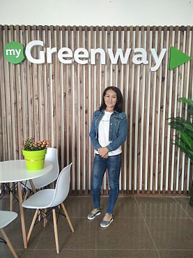 Greenway-наше будущее! Костанай